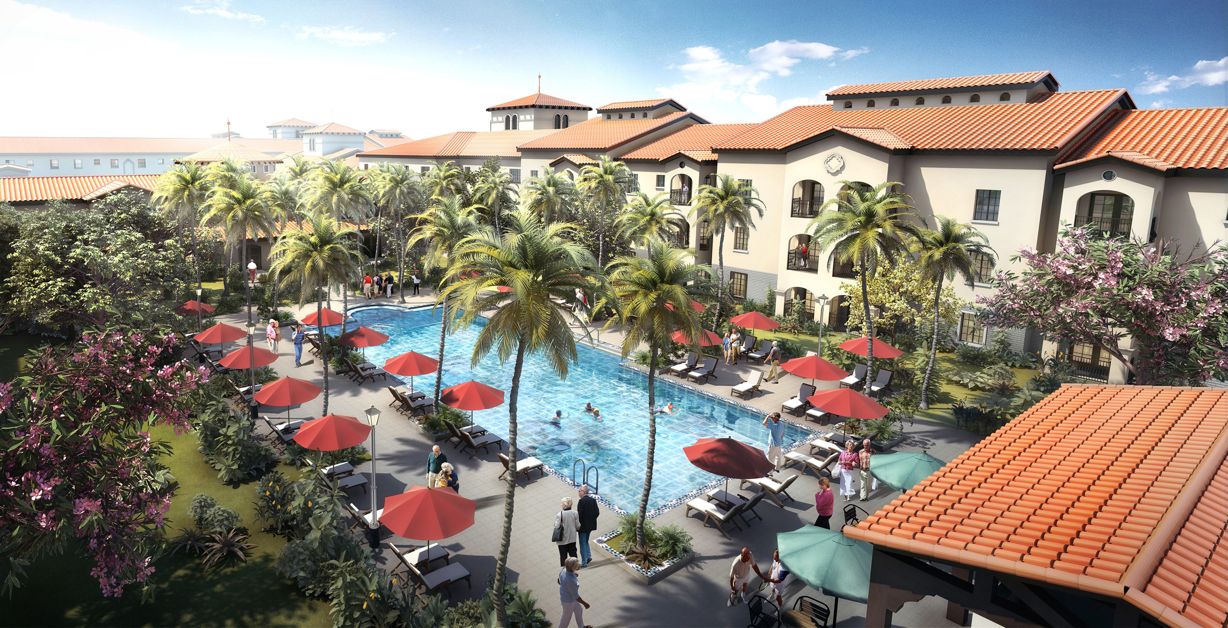 At Villages Of Windsor In Palm Beach County Fla Interest The Forthcoming Senior Living Community Has Been Immediately Strong With Deposits Already