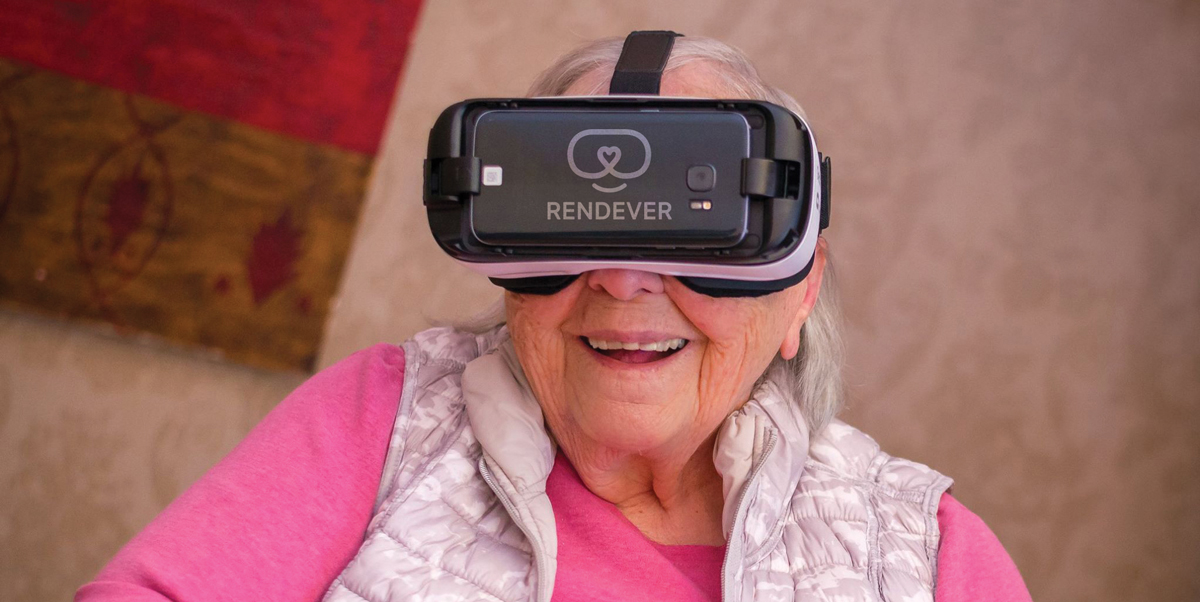 Rendever Virtual Reality