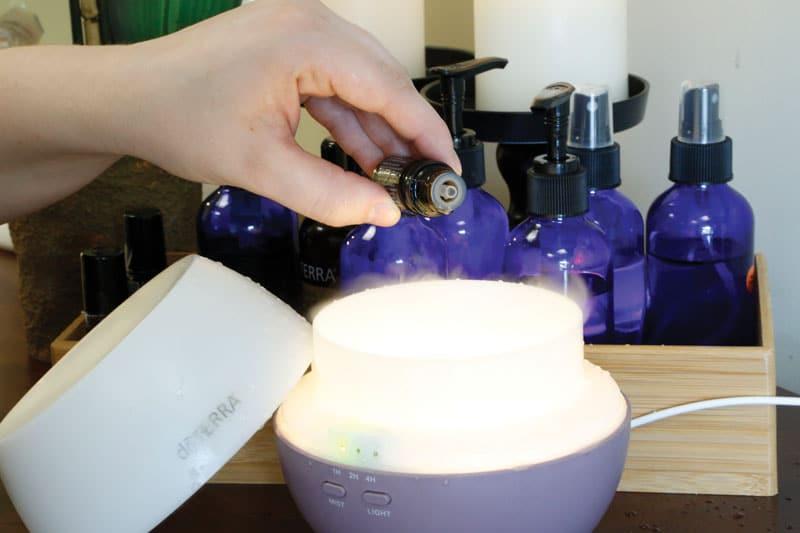 Aromatherapy Program for Seniors