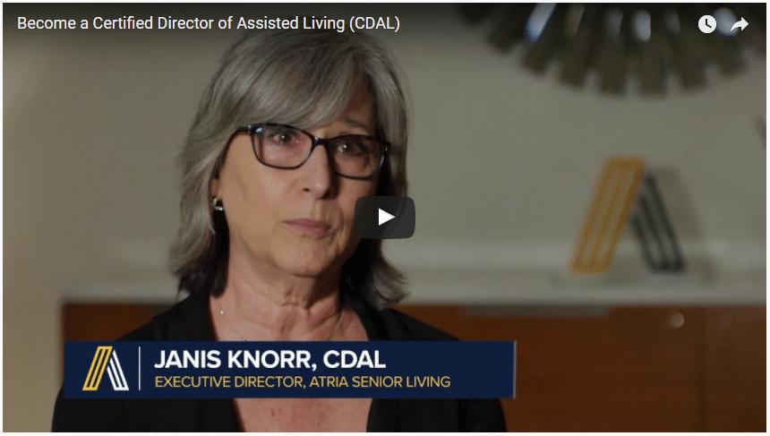 Assisted Living Executive Director Certification Program - Argentum