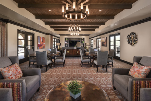 Contemporary Designs Take Senior Living To The Next Level Argentum Amazing Senior Home Design