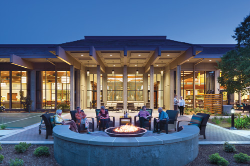 Contemporary Designs Take Senior Living To The Next Level Argentum Stunning Senior Home Design