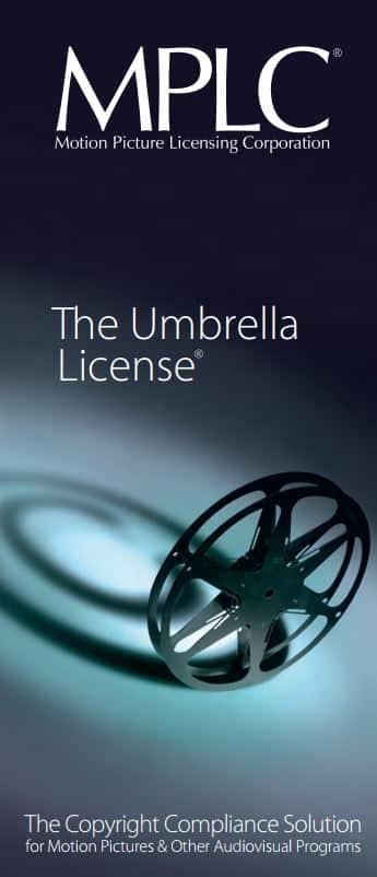 umbrella license image
