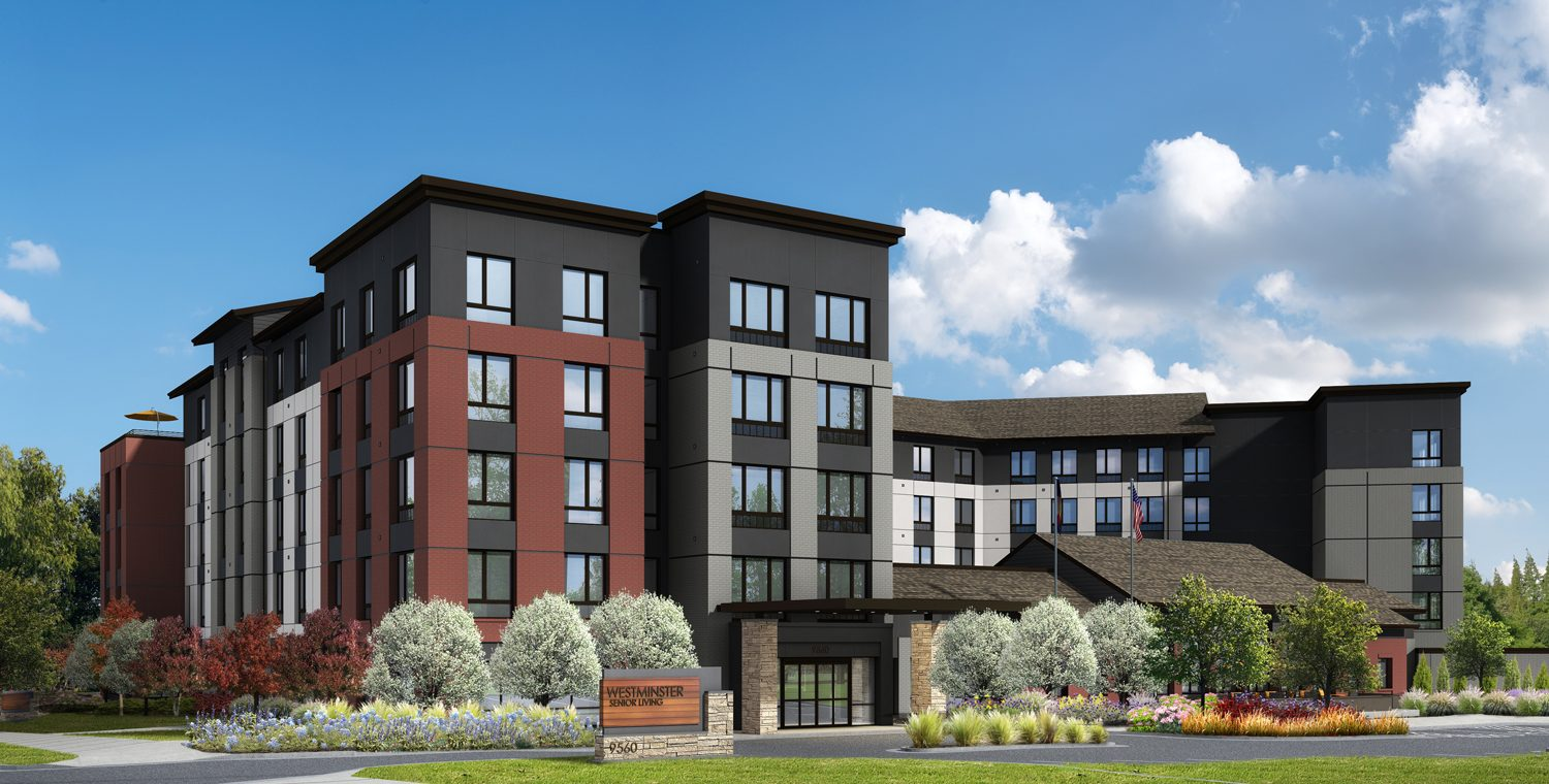 construction begins on atria westminster in colorado argentum