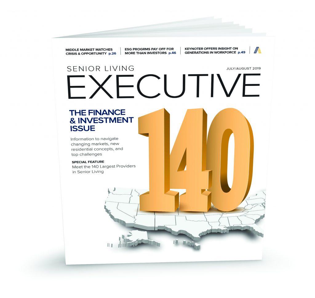 Senior Living Executive Magazine - Argentum
